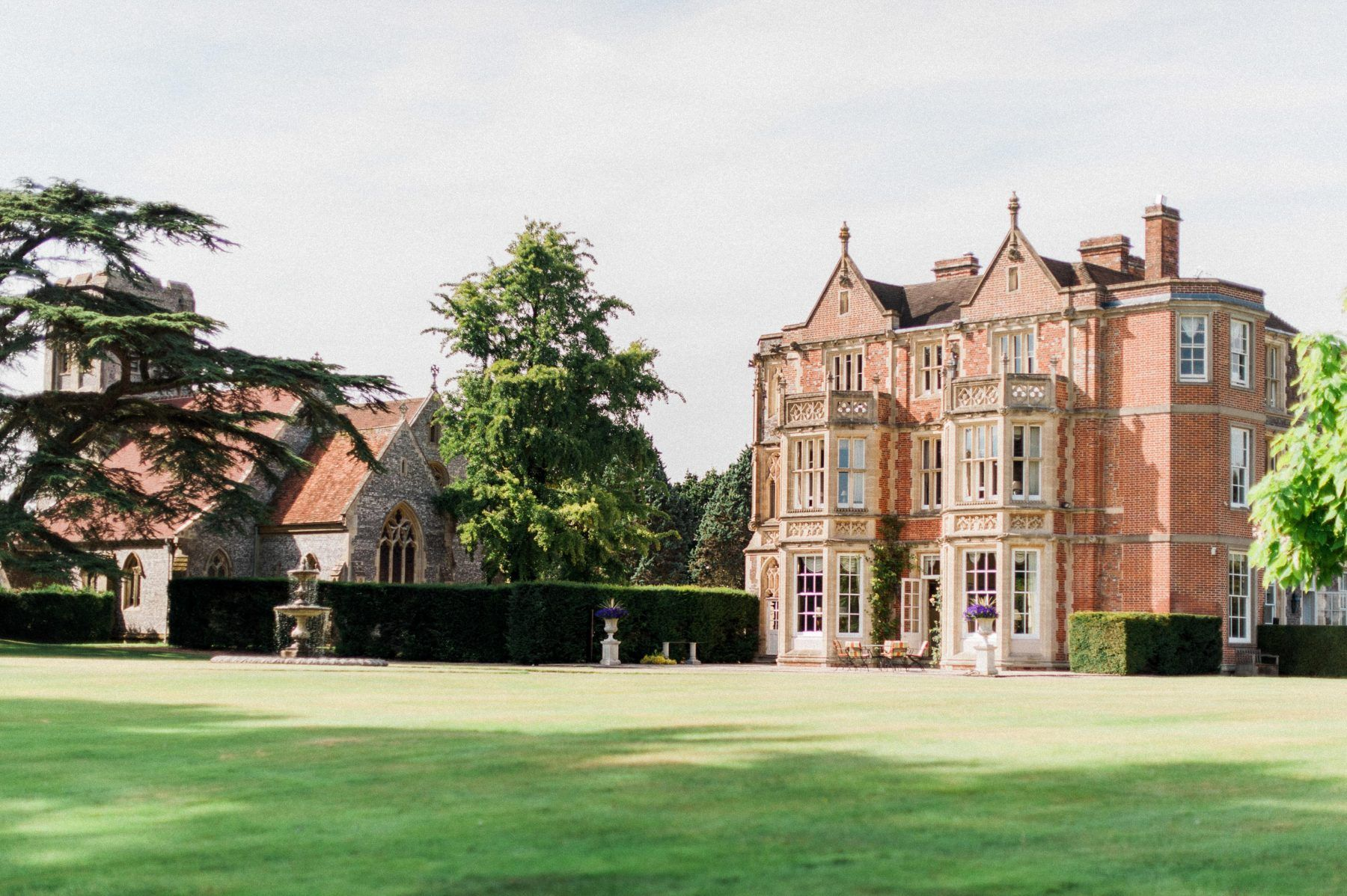 Marquee wedding venues south east england