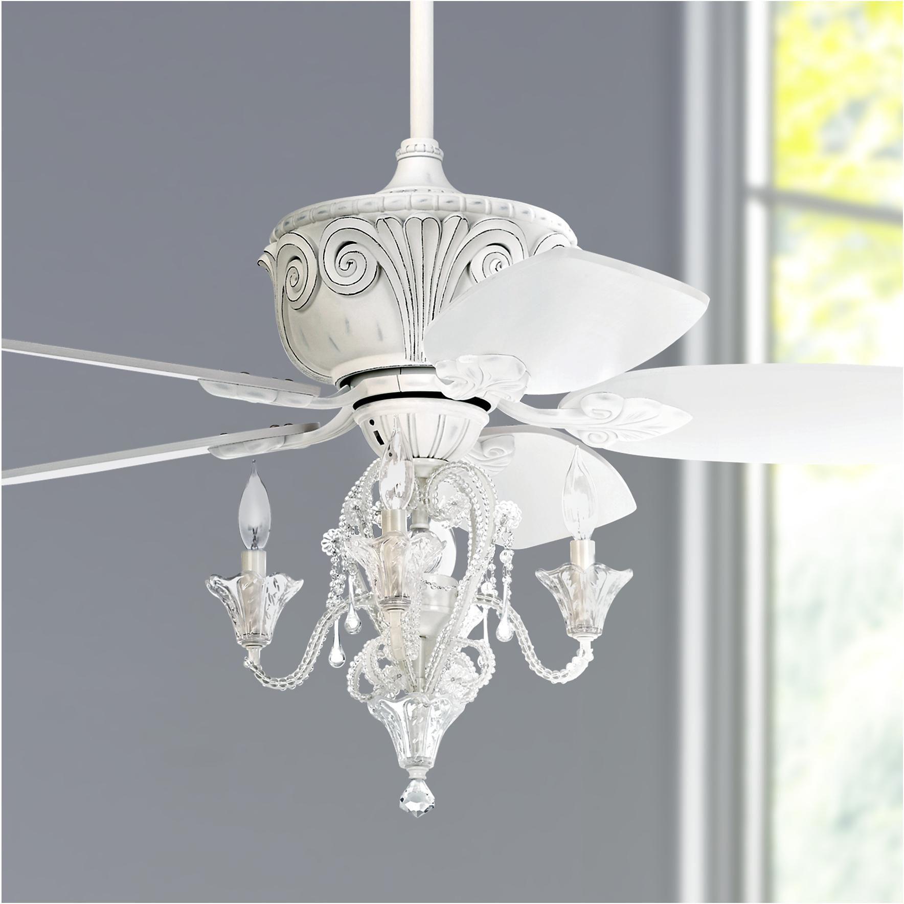 Ceiling Fans 44 Casa Deville Antique White Led Ceiling Fan Ceiling Fan With Light White Ceiling Fan Ceiling Fan Chandelier