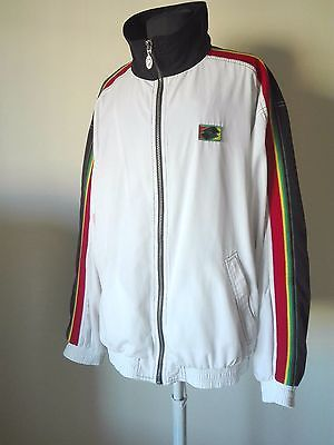 Tennis Jacket Lotto Boris Becker Tuta Vintage '90s Trainingsanzug Tg. L XL (C67)