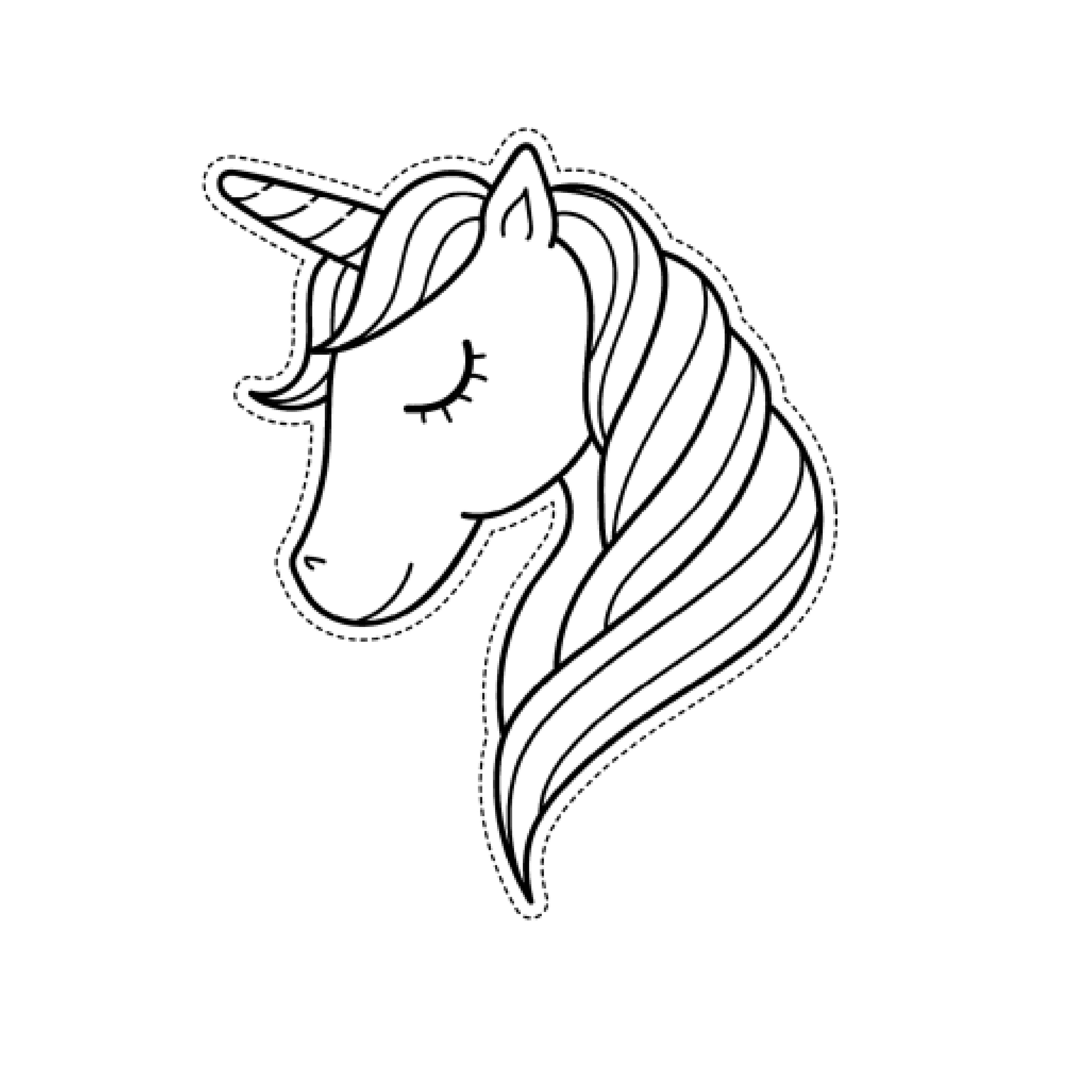 Kishorbiswas I Will Draw Detail Vector Line Art Of Your Image And Product For 5 On Fiverr Com In 2021 Unicorn Coloring Pages Unicorn Pictures Unicorn Coloring