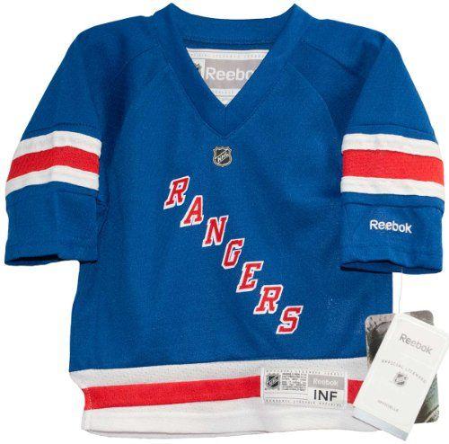 promo code b6cbb 4b2ce New York Rangers Baby Jersey | Cool New York Rangers Fan ...