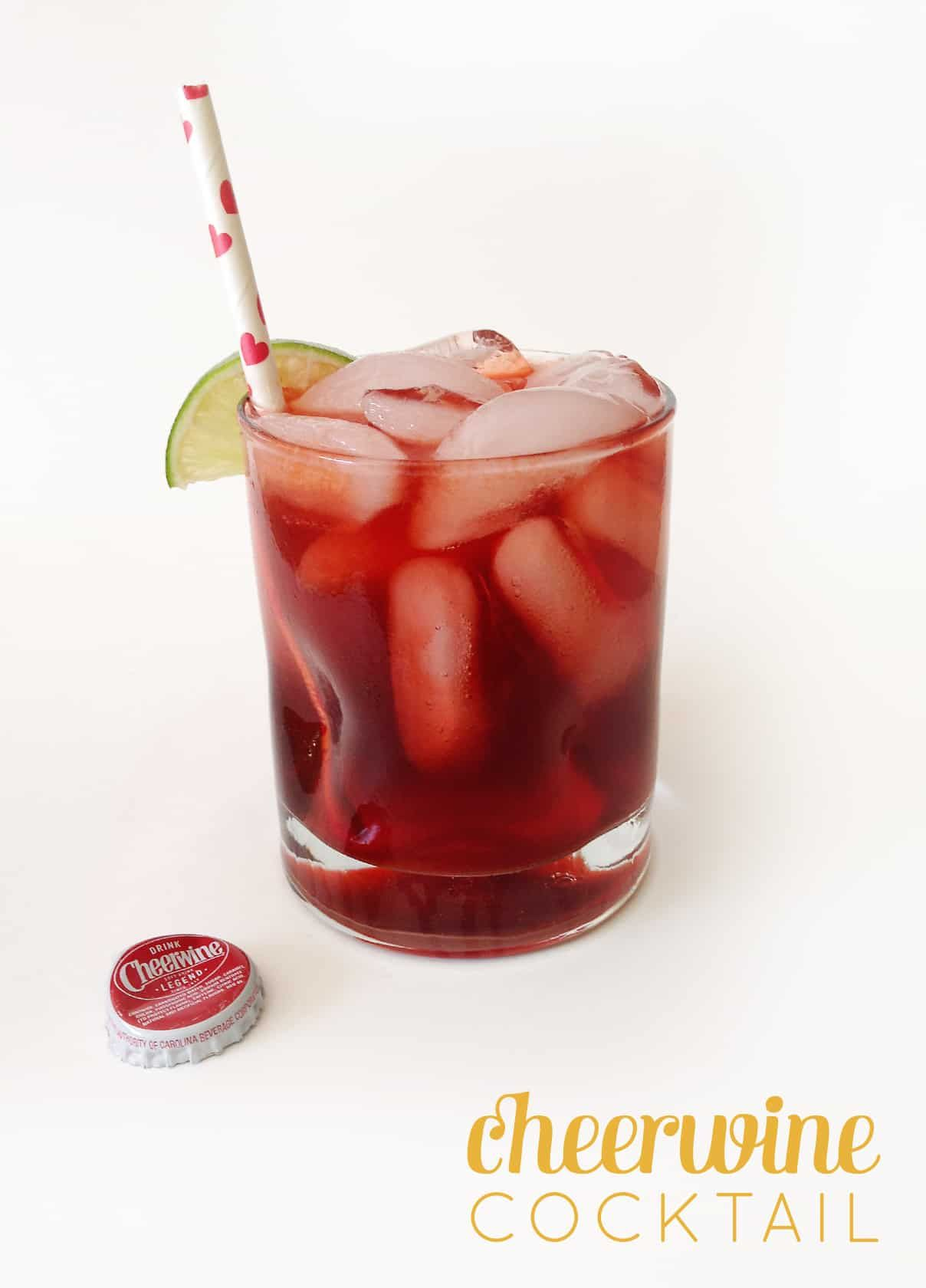 Cheerwine Cocktail Recipe Cheerwine Easy Drink Recipes Cocktails