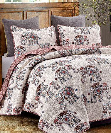 Love This Caravan Quilt Set On Zulily Zulilyfinds