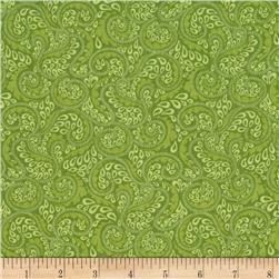 Carina Modern Entwined Green