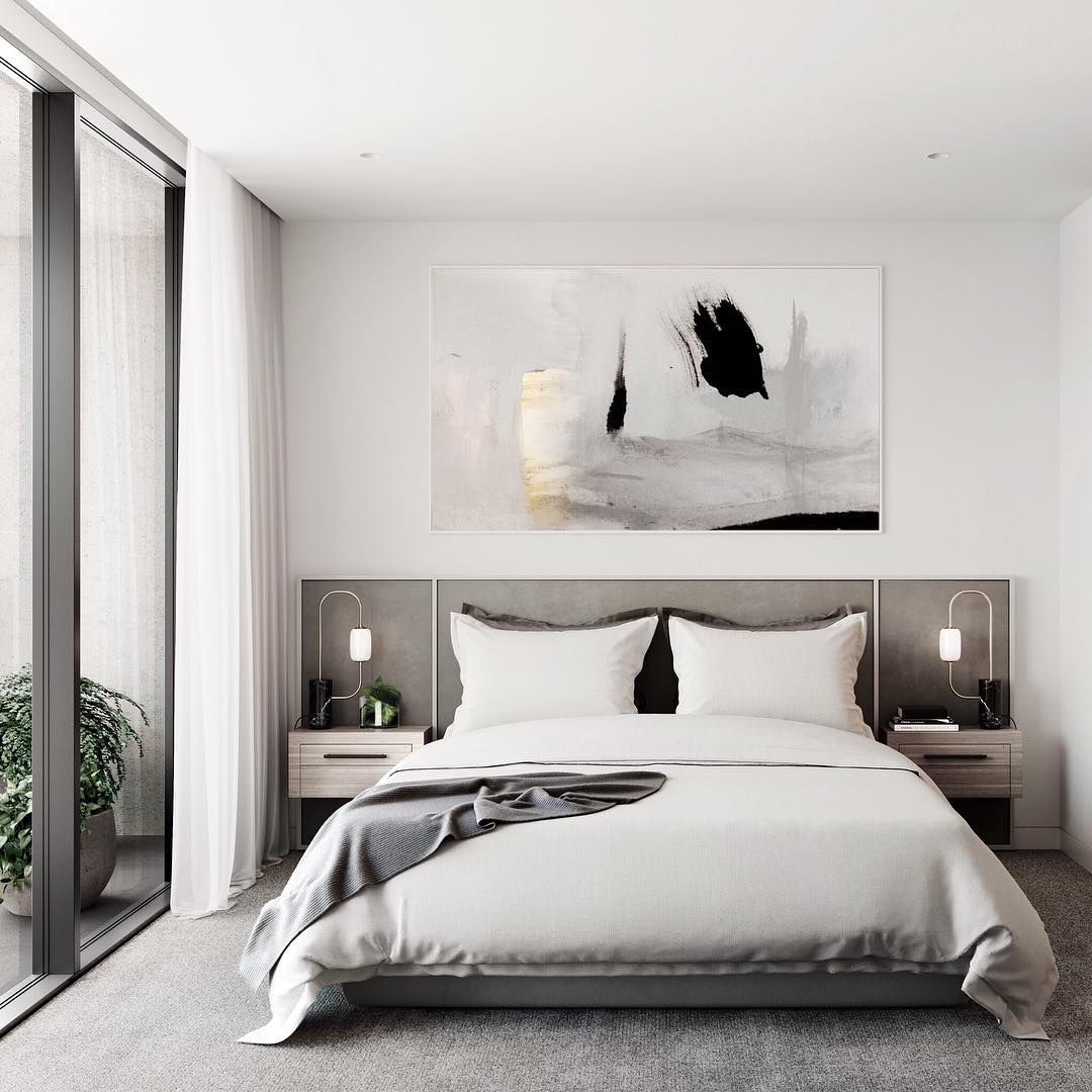 Room With A View Amara Is Elegant In Shape And Form With Large Expansive Spaces Connecting The Bedroom Interior Modern Bedroom Decor Modern Bedroom Design Simple bedroom decoration view