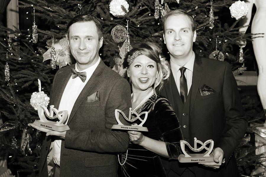 isodo3D News - 3D Printing Company Hampshire   isodo3d Prints Custom Awards for Nix Communications