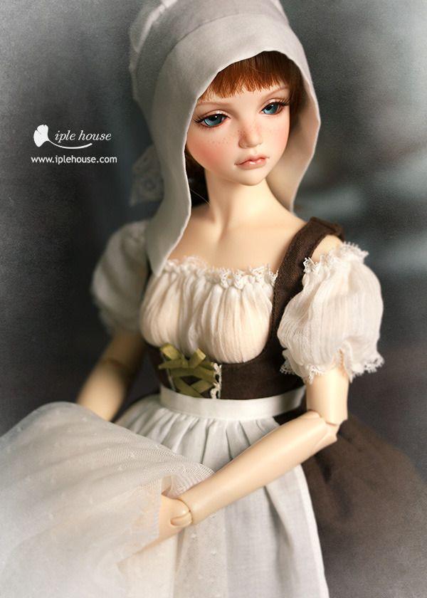 :: Crafty :: Doll :: Clothes 2 :: JID_GIRL J. PERLA set. Одежда BJD