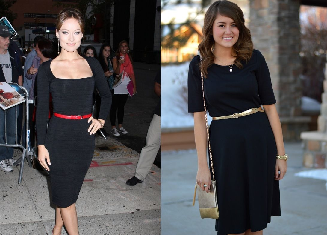 5 Best Ways To Update Your Old Little Black Dress Little Black Dress Black Dress Black Dress Belts [ 787 x 1092 Pixel ]