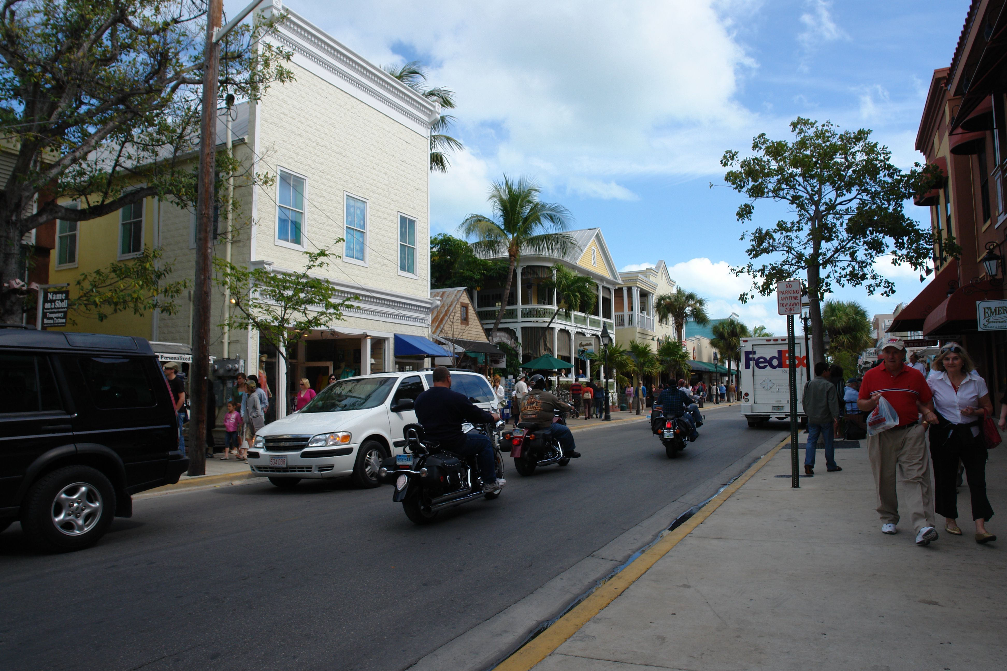 Key West! God I miss this place! Note to self: When money is saved, I'm headed back!