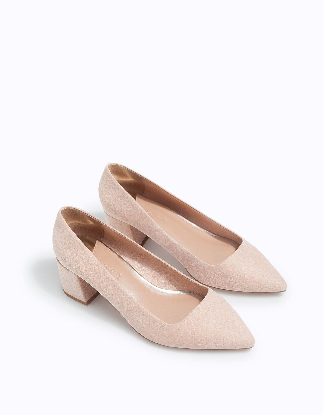 1fe975a83b1 Na Stradivarius encontrarás 1 Sapatos salto médio por apenas 19.95 Portugal  . Entra agora e descobre-o juntamente com mais Todos.