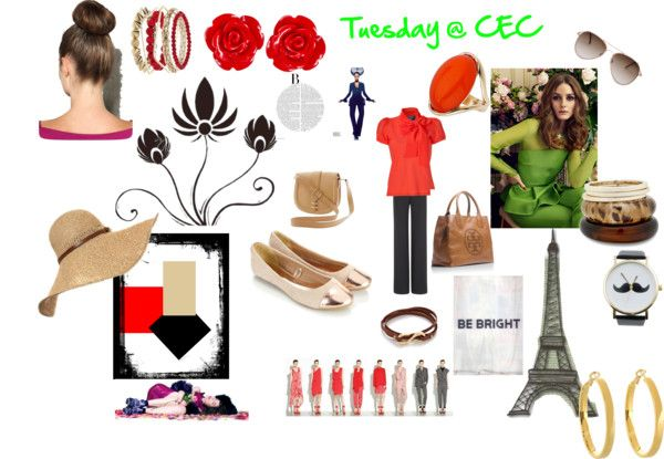 """TUESDAY @CEC"" by ossy-hkd on Polyvore"