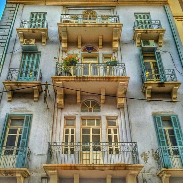 Old Apartment: .LEBANON, BEIRUT, OLD APARTMENT