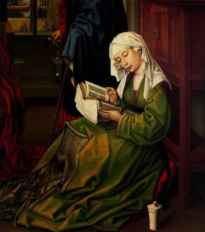 Grandolina Arte: Rogier Van der Weyden. (Bélgica 1399-1464) Pintor flamenco