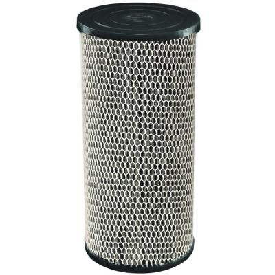 DuPont Heavy Duty Carbon Pleated Cartridge-WFHDC8001 - The Home Depot