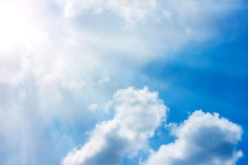 Sky With Clouds Beautiful Sky With Clouds And Sunbeam For Background Ad Beautiful Clouds Sky Background Sunbe Sky And Clouds Clouds Beautiful Sky