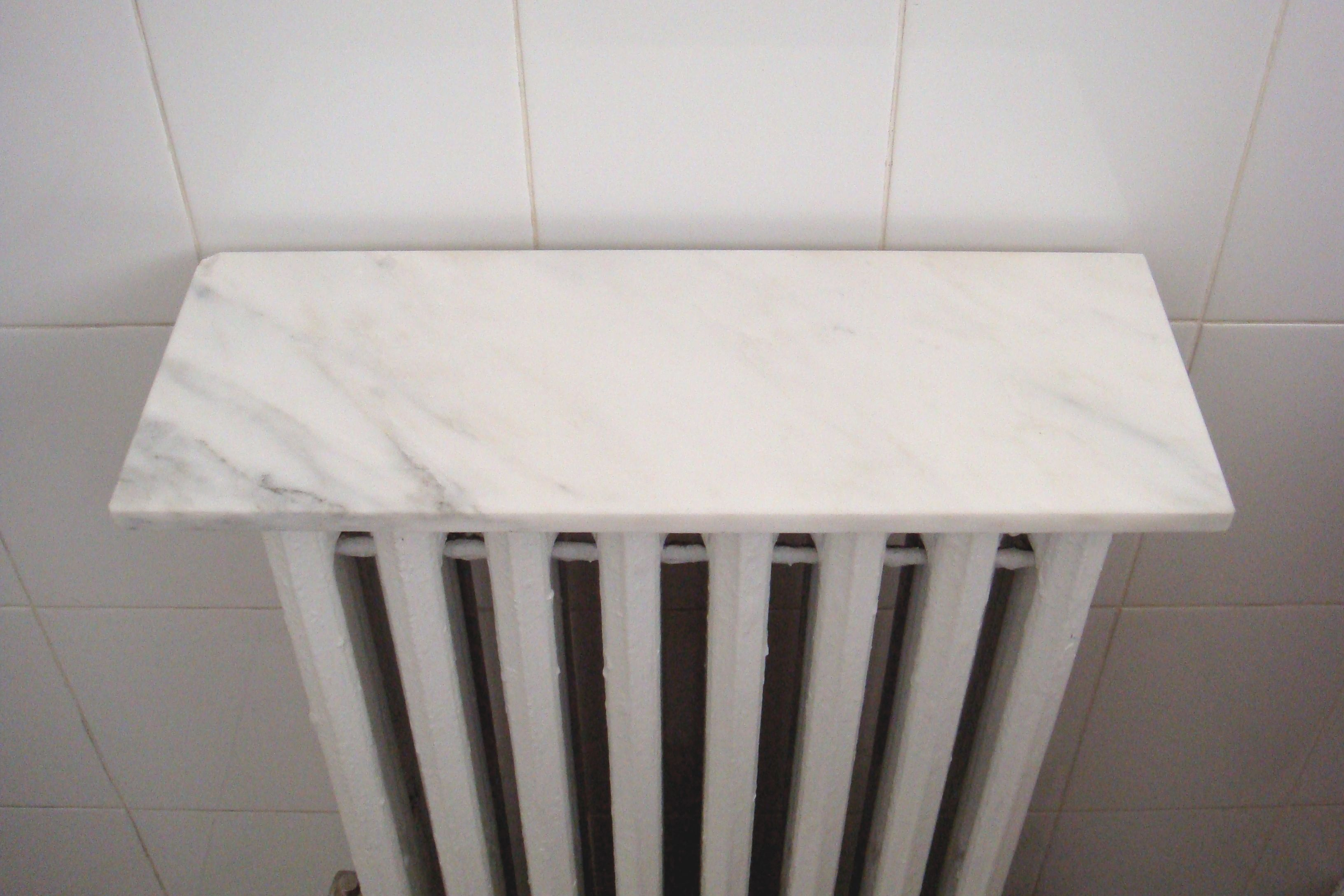 Simple Radiator Shelf More