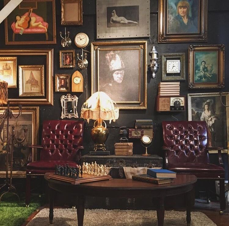 Classic Style Classic Life Classic Mind Pub Interior Lounge