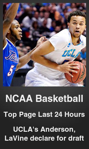 Top NCAA Basketball link on telezkope.com. With a score of 158. --- Carson, star Sun Devils PG, opts for draft. --- #ncaabasketballontelezkope --- Brought to you by telezkope.com - socially ranked goodness
