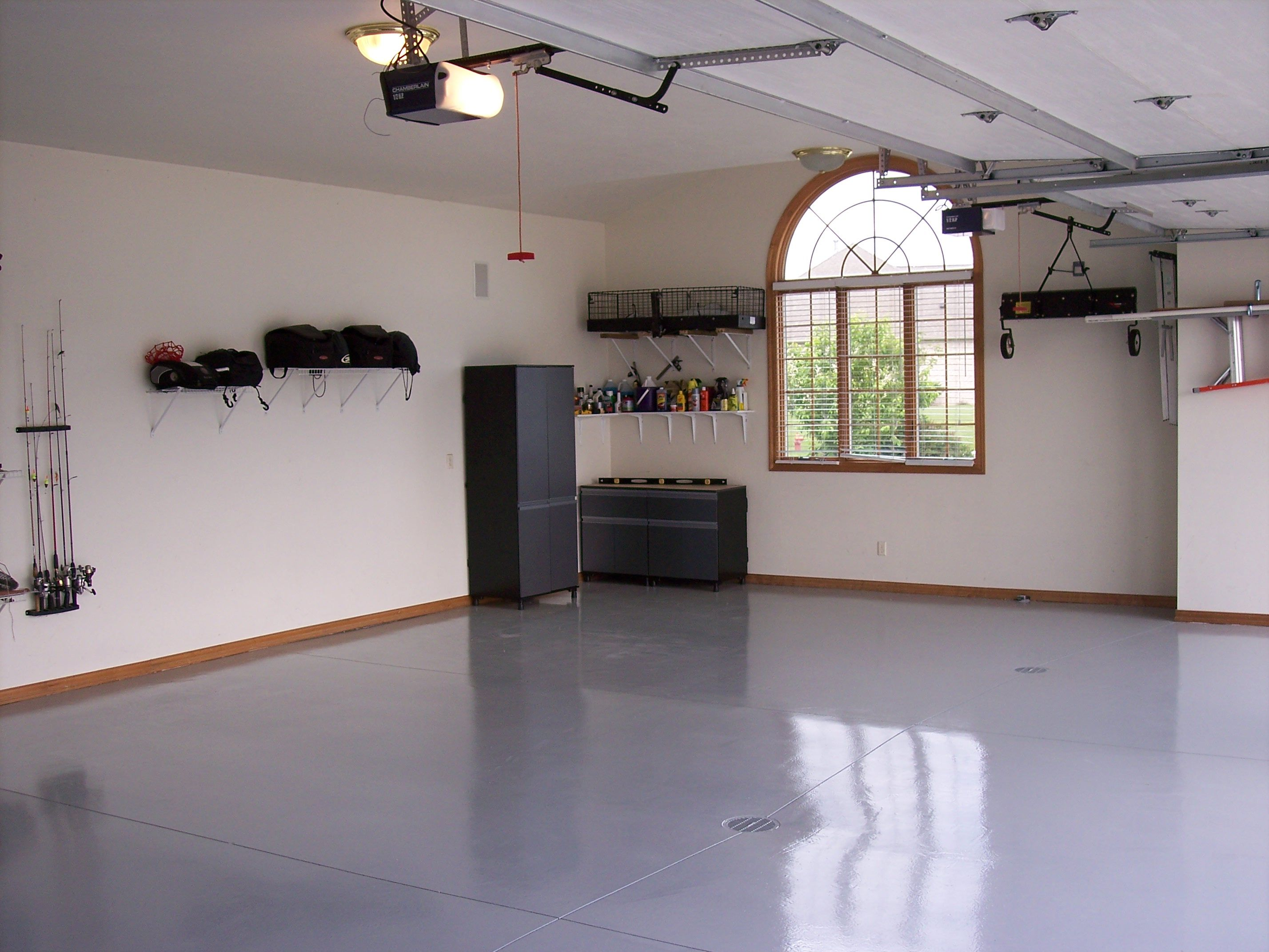coating or paint garage l hermeymonica how to floor carpeting