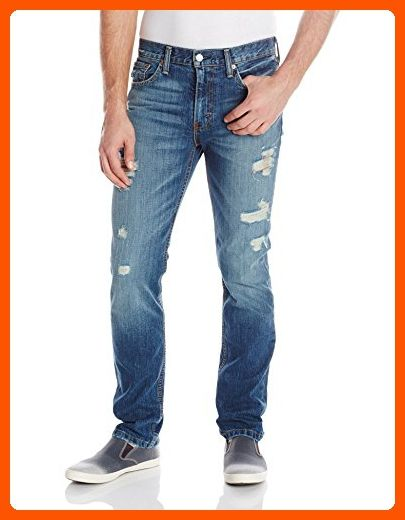 1a20029525375b Levi's Men's 511 Slim Fit Jean, Blue Barnacle, 28W x 30L - Mens world  (*Amazon Partner-Link)