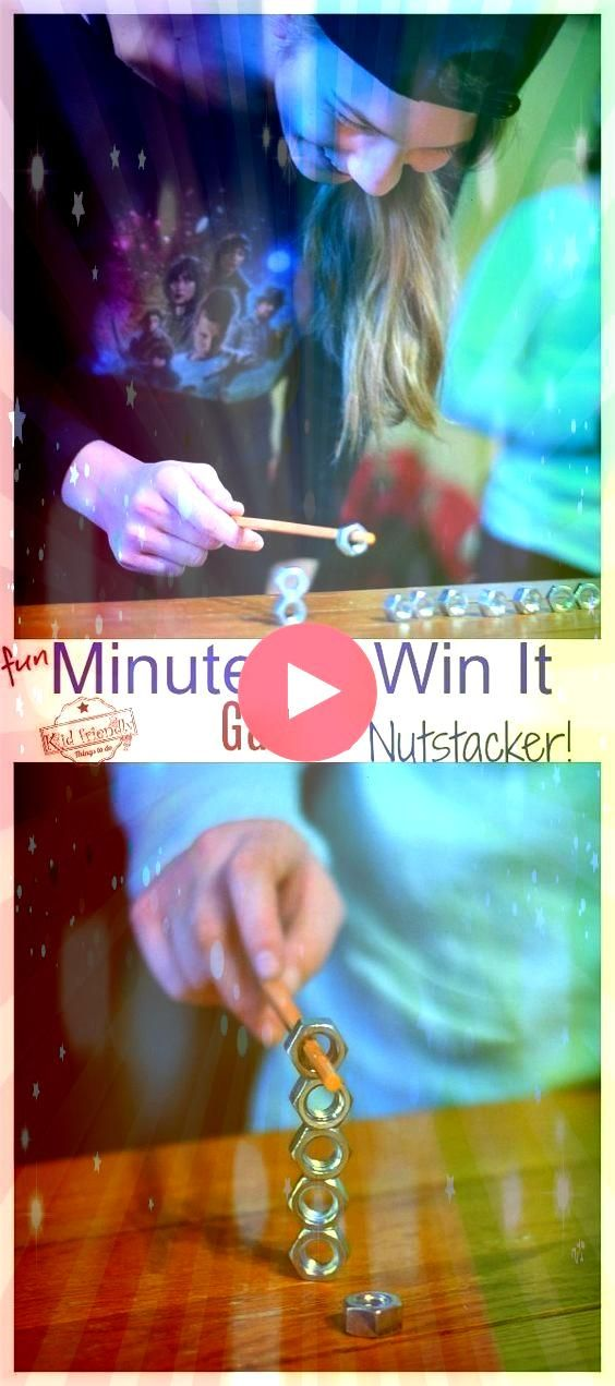 and Easy Minute To Win It Party Games to Play with the Family Fun and Easy Minute To Win It Party Games to Play with the Family Fun and Easy Minute To Win It Party Games...
