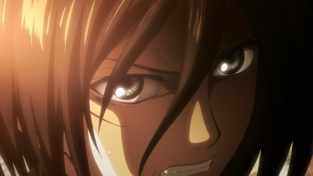 Image result for anime Mikasa Ackerman