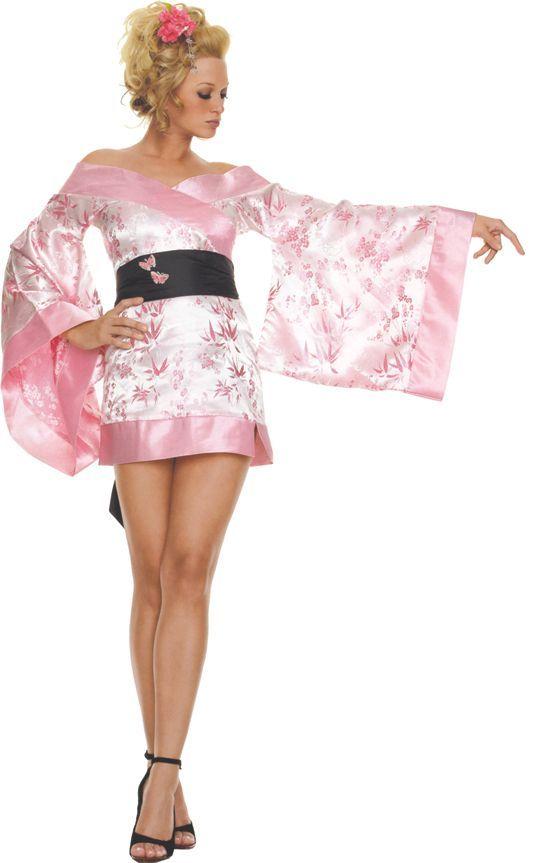Geisha girl adult