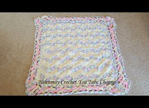 Video Tutorial How To Make A Gorgeous Crochet Heirloom Rainbow