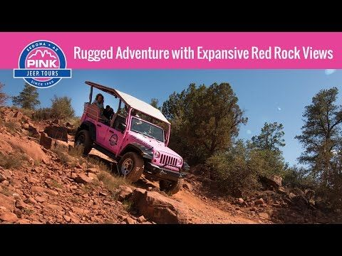 Jeep Tours In Sedona U0026 Grand Canyon   Guided Narrated | Pink Jeep Tours