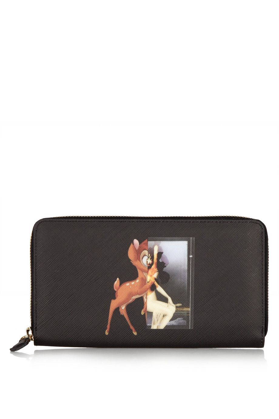 Givenchy|Bambi wallet in coated-canvas|NET-A-PORTER.COM