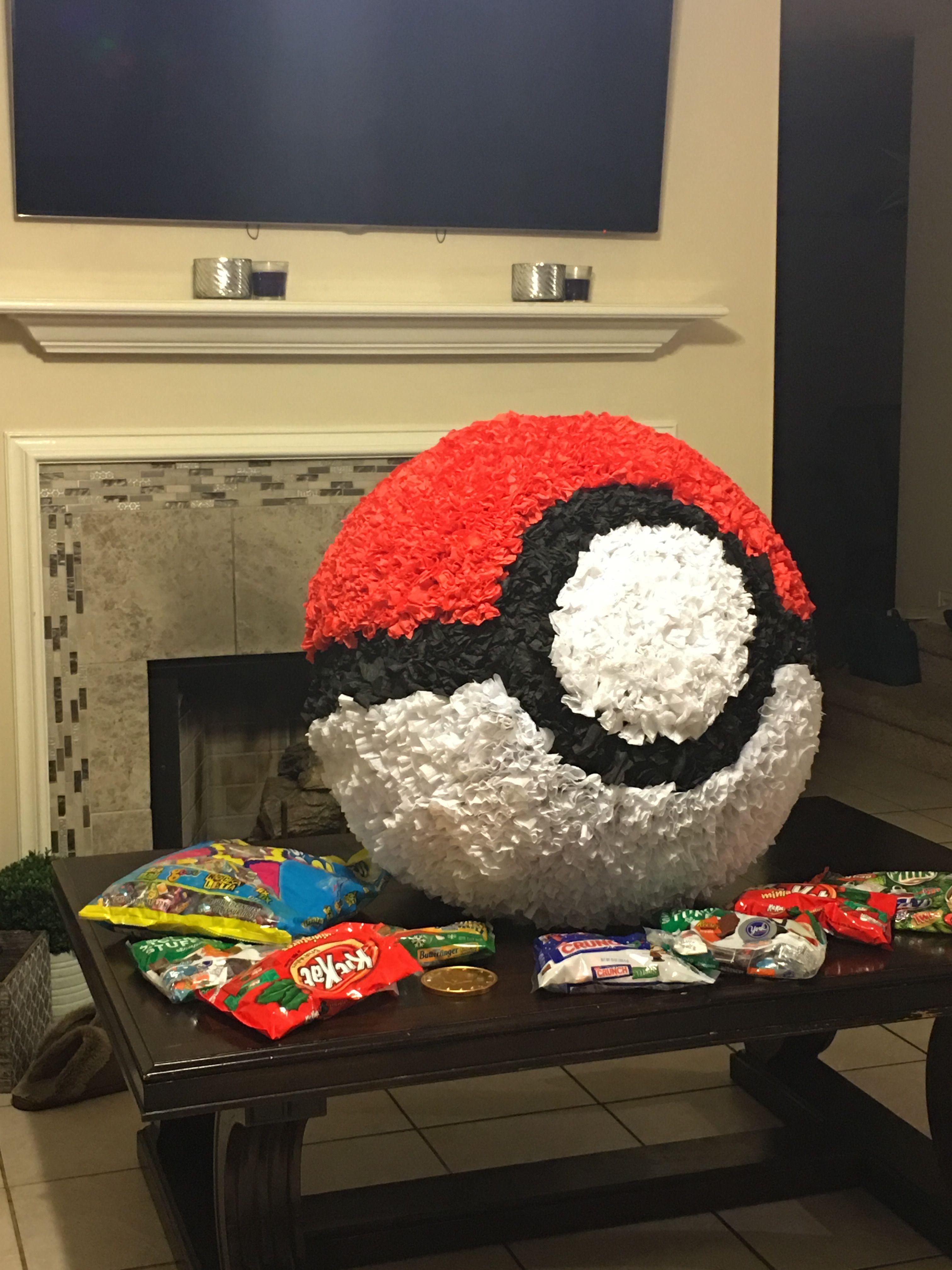 Pokémon piñata #pokemon #pokemon party #pinata