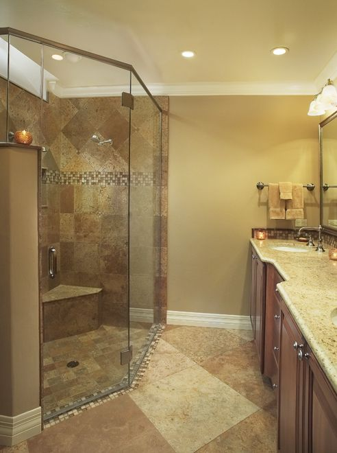 Bathroom Remodeling Tucson tucson bathroom remodel - this bathroom remodel added a clear euro