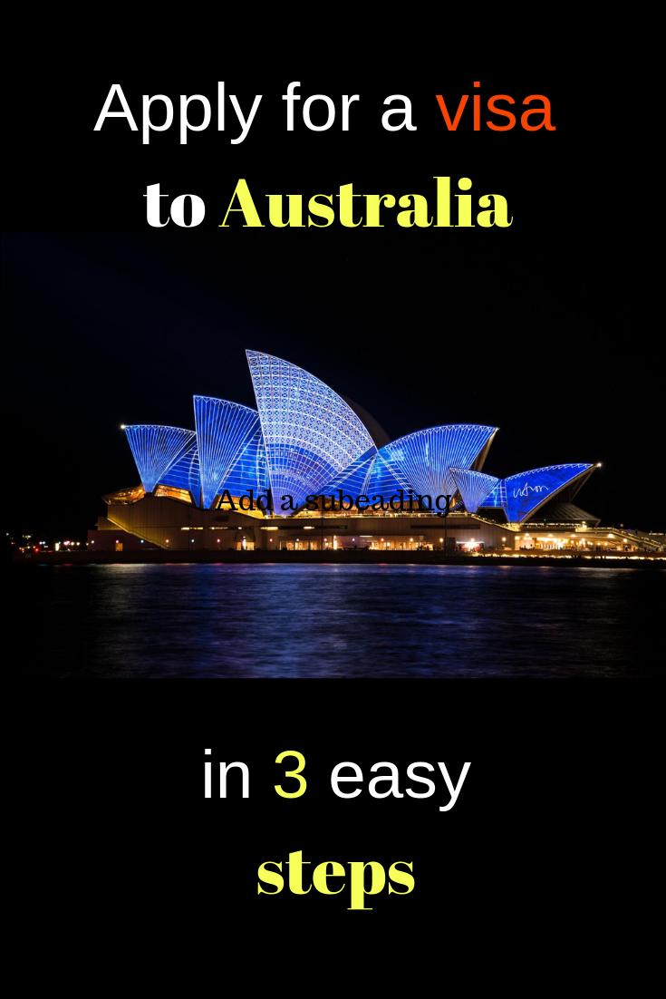 8fbd9c01d3640f5885537204a9aab0fe - How To Get A Visa For Usa From Australia