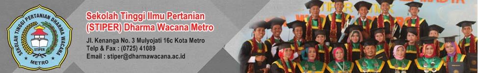 Lowongan Kerja Dosen Perguruan Tinggi Dharma Wacana Metro