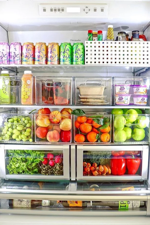 These 15 Beautifully Organised Kitchens Will Inspire You to Stock and Prep Healthy Food