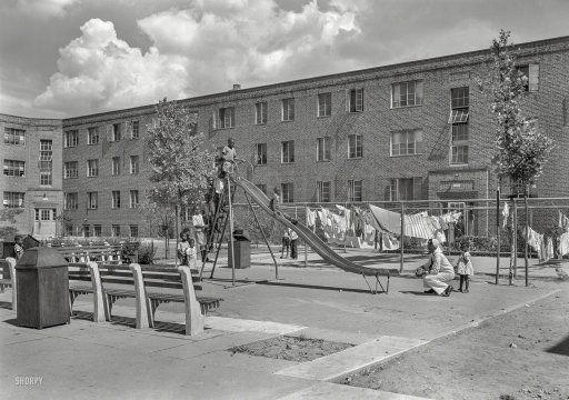 Fuld House 1944 Vintage Photos Framed Poster Art Photo