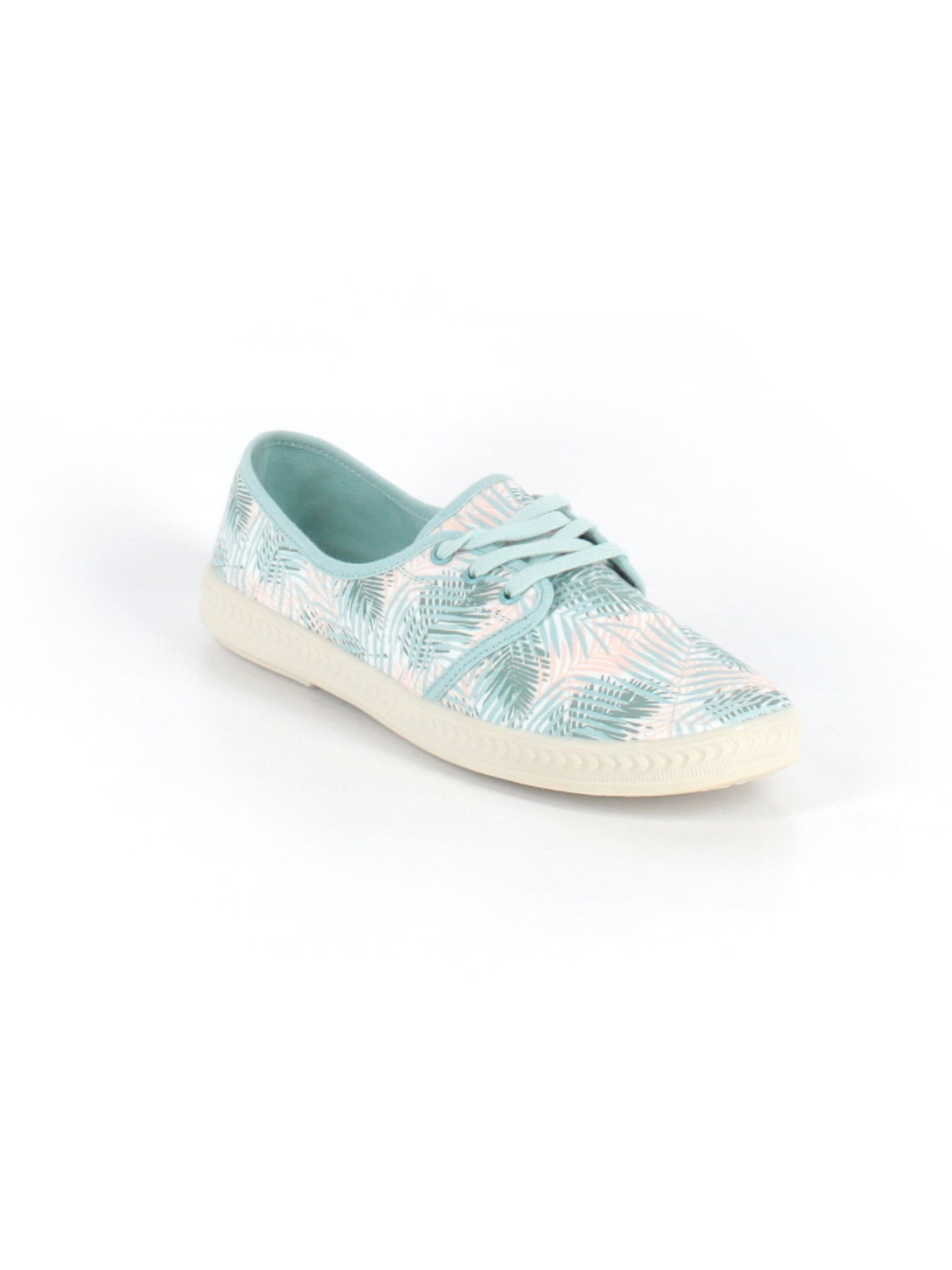 Womens Rocket Dog Light Blue Check Sneakers NEW!