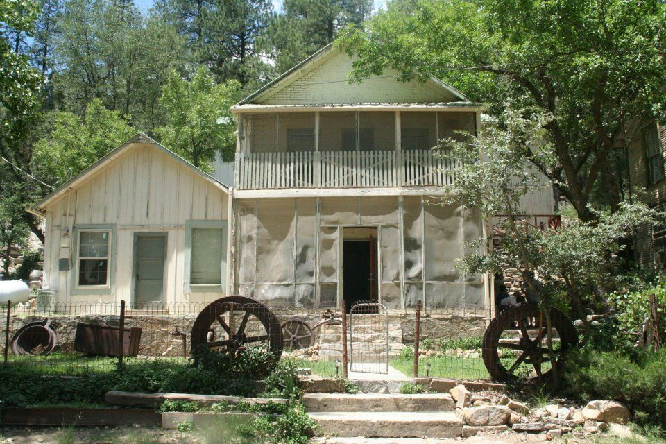The Assayeru0027s Hideaway! One Of Our Fav Places In Crown King, AZ