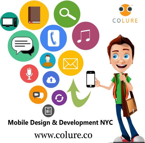 Mobile design & development NYC
