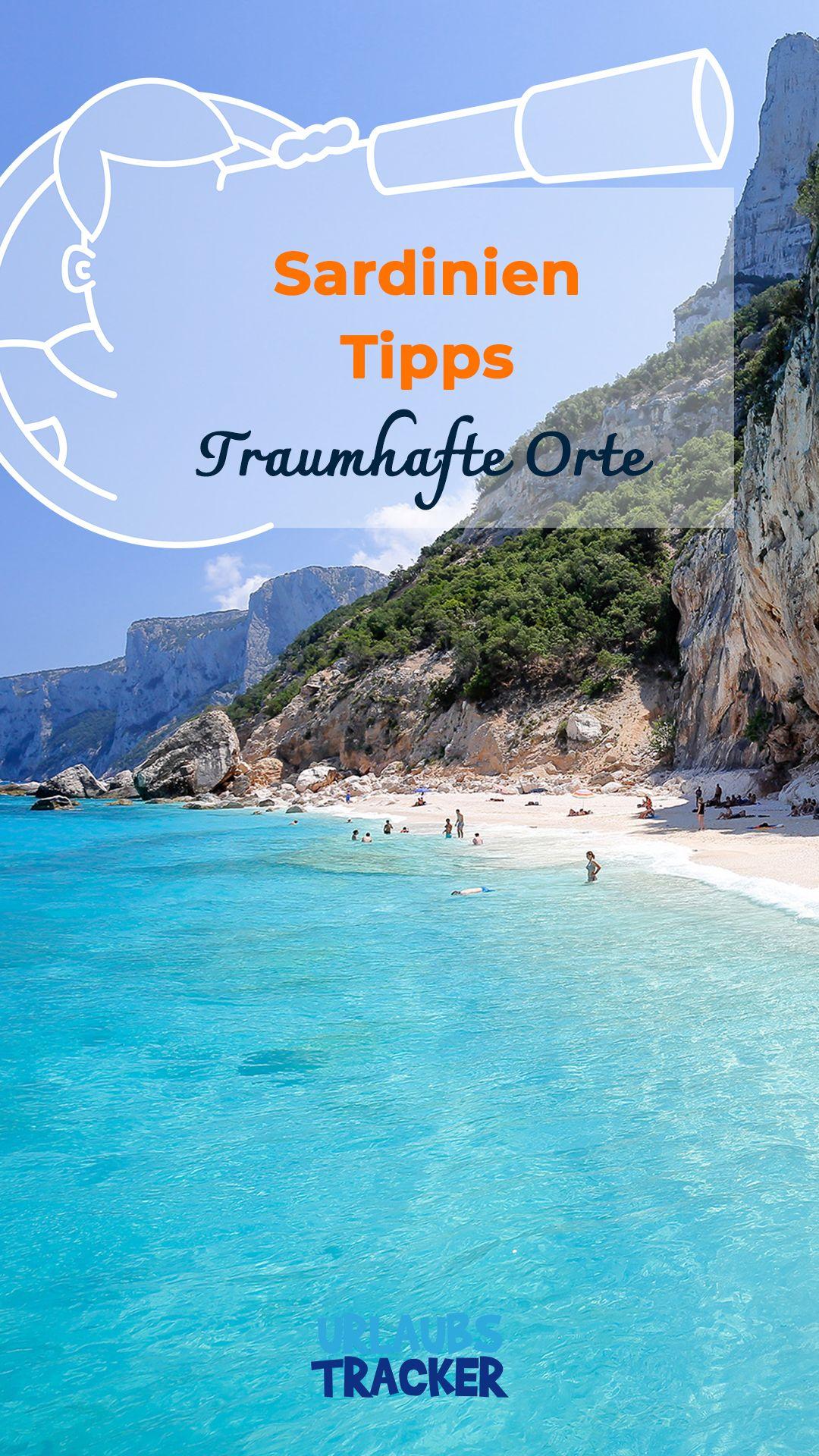 Sardinien Tipps: Die beliebtesten Urlaubsorte & schönsten Strände im Überblick