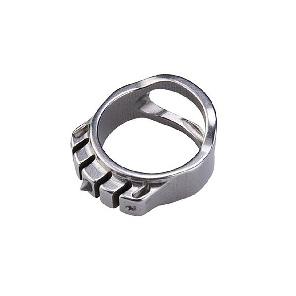 Mecarmy S Titanium Tactical Ring Is A Discreet Self Defense Weapon Mens Accessories Necklace Weapon Jewelry Rings