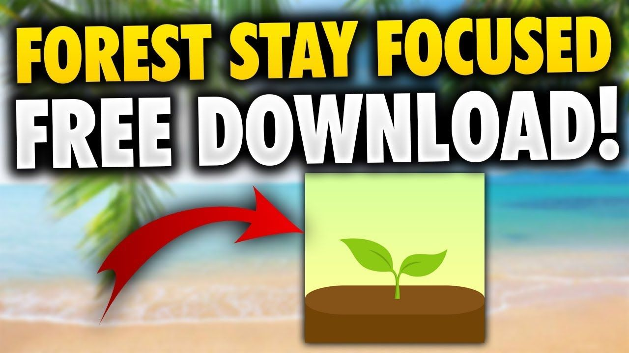 Forest stay focused free download ios android forest app