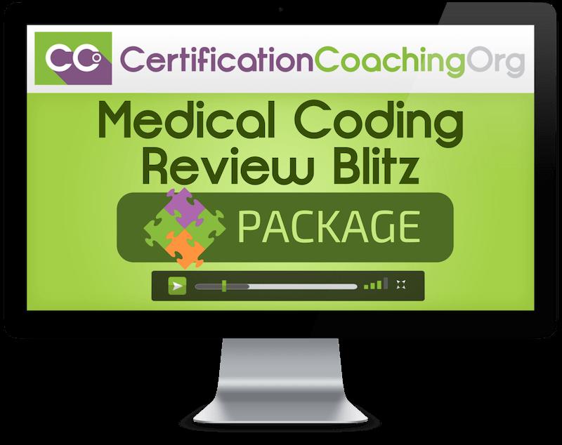 Medical Coding Review Blitz for QMC® CPC® CCSP CMC