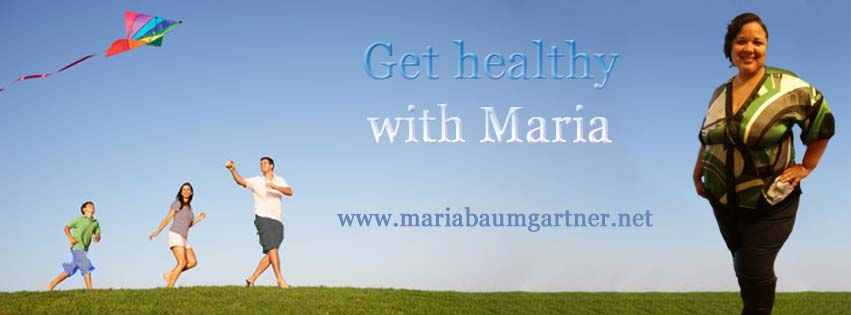 Get healthy with Maria:  Over the last year I have worked on trying to find out who I was and wanted I wanted to do.  I love helping people find ways to get healthy and also find a way to gain freedom thru helping others.  In trying to help others get healthy, I had to decide to lead by example.