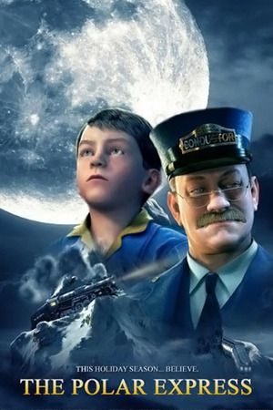5082bd7918 The Polar Express The Polar Express 2004, Polar Express Party, Great  Movies, All