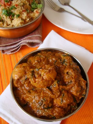 Methi Murgh Chicken With Fenugreek Leaves Recipe Cooking