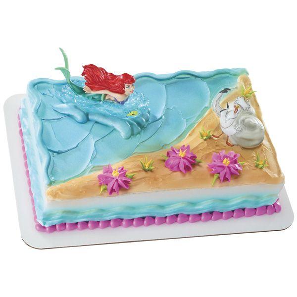 Little Mermaid - Ariel & Scuttle