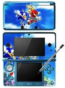Sonic the Hedgehog - Sonic Heroes 3DS Skin