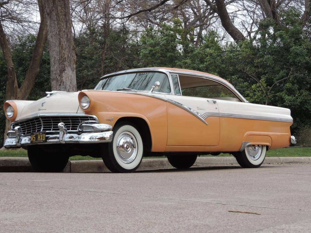 1956 Ford Victoria for sale | Hemmings Motor News | old cars ...