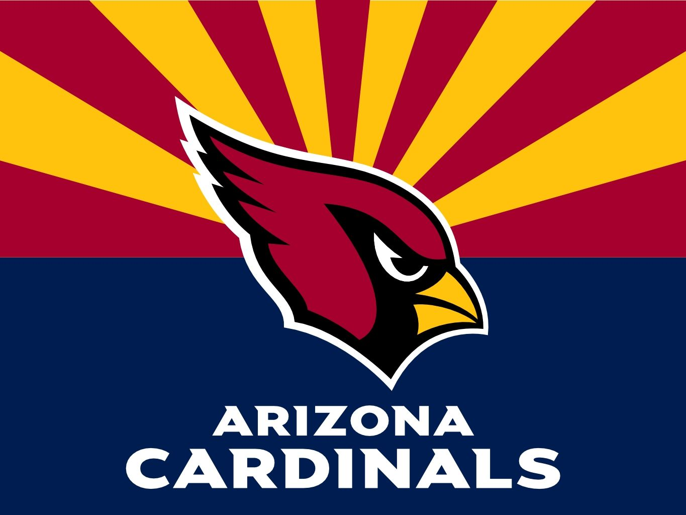 Arizona Cardinals On Twitter Desert For Your Screen Arizona Cardinals Football Cardinals Arizona Cardinals
